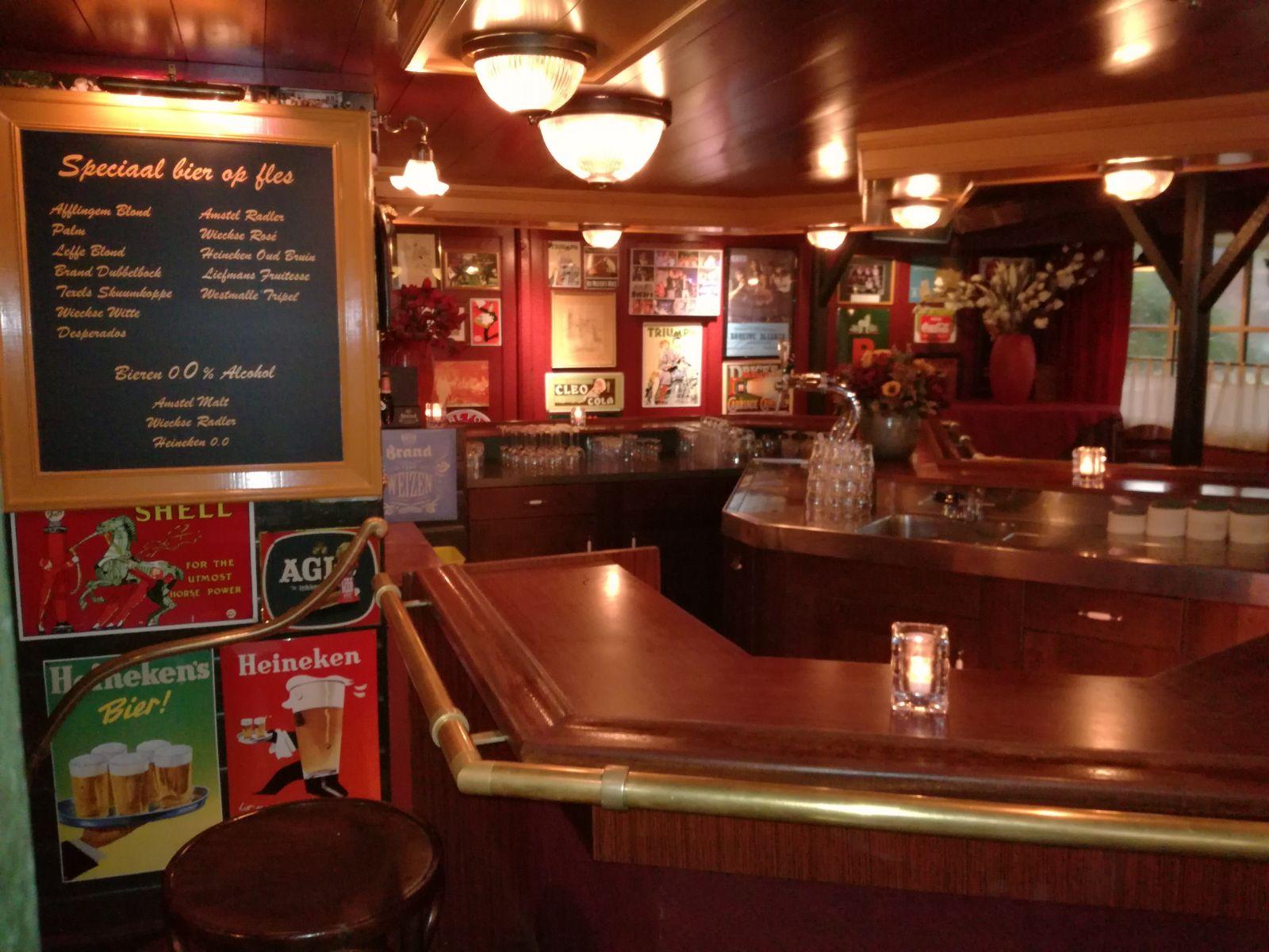 Café binnenkant